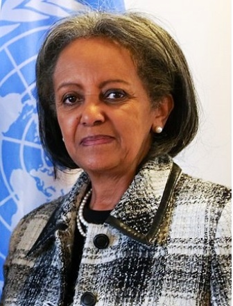 Ms Sahle-Work Zewde, President of Ethiopia. Photo Credit: J. Marchand
