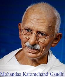 Mohandas Gandhi