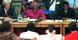 Desmond Tutu's Truth & Reconciliation Commission